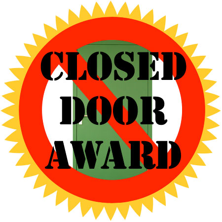 closeddooraward